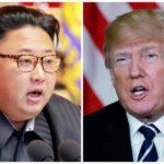 """Kim Jong-un expresa su """"voluntad inamovible"""" de reunirse con Trump"""