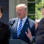 Moon podría unirse a Kim y Trump en Singapur para celebrar cumbre trilateral
