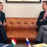 Panamá establece relaciones diplomáticas con Tayikistán