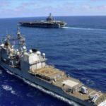 Pekín critica la entrada de dos buques de EEUU en el Mar Meridional de China