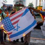 EEUU defiende que la violencia en Gaza no tiene nada que ver con su embajada