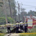 Tres supervivientes en el vuelo de Cubana estrellado en La Habana