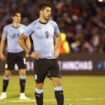 0-0. Egipto y Uruguay empatan sin goles al descanso
