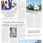 Edición impresa del 2 de junio del 2018