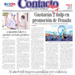 Edición impresa del 15 de junio del 2018
