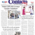 Edición impresa del 23 de junio del 2018