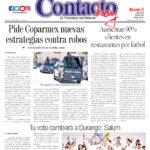 Edición impresa del 27 de junio del 2018
