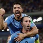 2-1. Cavani pone a Uruguay en camino de Francia y despide a Cristiano Ronaldo