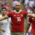 Amrabat critica al árbitro y dice que éste le pidió la camiseta a Pepe