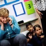 """Merkel defiende el regreso """"seguro"""" de los refugiados sirios en el Líbano"""