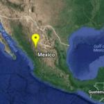 Temblor de 4.2 grados entre los municipios de Indé y El Oro, a 68 kilómetros de Santiago
