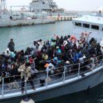Cerca de un centenar de desaparecidos al naufragar un bote frente a Libia