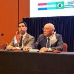 Culmina la reunión de cancilleres del Mercosur con la mirada puesta en China