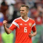 Cheryshev, con dos goles encabeza la primera lista de artilleros