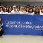 Ecuador acoge más refugiados que toda América Latina en su conjunto