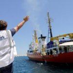 El Aquarius vuelve al Mediterráneo para proseguir el rescate de migrantes