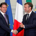 Macron y Conte piden una reforma en profundidad para responder a inmigración