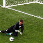 """Muslera: """"El gol de Giménez es un salto espectacular"""""""