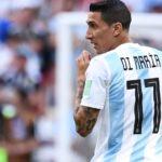 Francia y Argentina empatan 1-1 al descanso