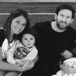 Los jugadores de Argentina pasan el Día del Padre en familia