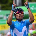 """Nairo Quintana: """"Es importante saber que estamos bien ante el Tour"""""""