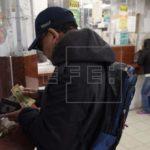 Remesas enviadas a México suben 9,03 por ciento en primeros cuatro meses de 2018