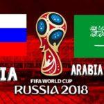 5-0. Rusia hace los deberes y gana a Arabia Saudí en el estreno del Mundial