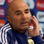 """Sampaoli: """"No veo este Mundial como el último de Messi"""""""