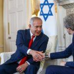 """May pide a Netanyahu medidas para """"mitigar"""" la crisis en Gaza"""