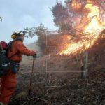 Aumenta la amenaza del incendio fuera de control en el norte de California