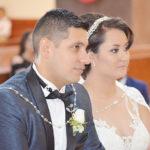 Se unen en matrimonio Judith Celene Amador Pérez y José Jacobo Aseff Córdova