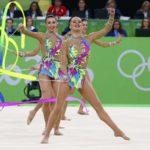 Brasil obtiene medallas de oro en dos competencias de gimnasia rítmica