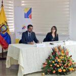 Cancillería de Ecuador presenta el Catálogo de oferta de cooperación Sur-Sur