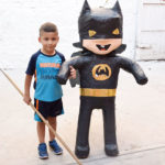 Divertido cumpleaños para el pequeño Fernando Isaac García Ortega
