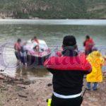 Rescatada ilesa la familia de Cd. Juárez atrapada por la tormenta en su lancha cuando paseaba por la presa Guadalupe Victoria