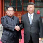 EE.UU. asegura que Corea del Norte le informó del encuentro entre Kim y Xi