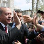 """Erdogan pide ganar las elecciones para """"dar una lección a Occidente"""""""