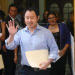 Kenji Fujimori evita la destitución pero deberá afrontar una batalla legal