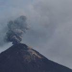 Guatemala declarará inhabitables a 4 comunidades aledañas al Volcán de Fuego