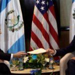 Guatemala pide a EE.UU. el TPS para sus migrantes por erupción del volcán
