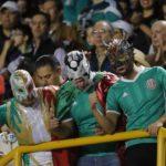 Hinchas mexicanos no podrán usar máscaras ni banderas en las calles de Rusia
