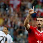 "Dzemaili, hombre del partido: ""Podemos ser el equipo sorpresa del Mundial"""