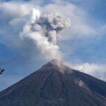 Las fuertes lluvias aumentan el riesgo en el volcán de Fuego de Guatemala