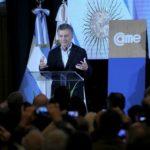 Macri defiende gestión respecto a pymes y anuncia medidas para potenciarlas