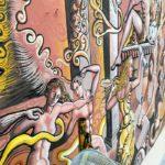 """Mural """"Ágora"""" se inaugura hoy en el auditorio Mercedes Mendoza"""