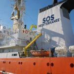 Muscat no dejará desembarcar a Aquarius y acusa Italia de no respetar reglas