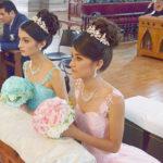 XV años de las jovencitas Alondra Carrillo Soto y Andrea Alarcón Carrillo
