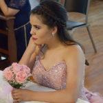 Paola Estefanía Atiengo Acevedo festejó sus XV años