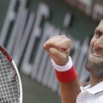"Djokovic reventó su raqueta: ""No estoy orgulloso, pero a veces pasa"""