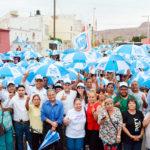 Proyectos benefician a Durango: Salum